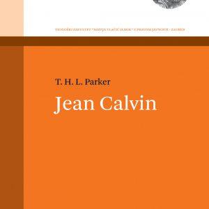 Naslovnica knjige Jean Calvin