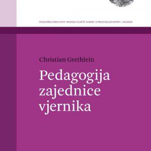 Naslovnica knjige Pedagogija zajednice vjernika