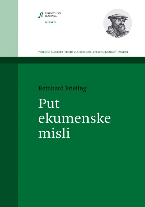 Naslovnica knjige Put ekumenske misli