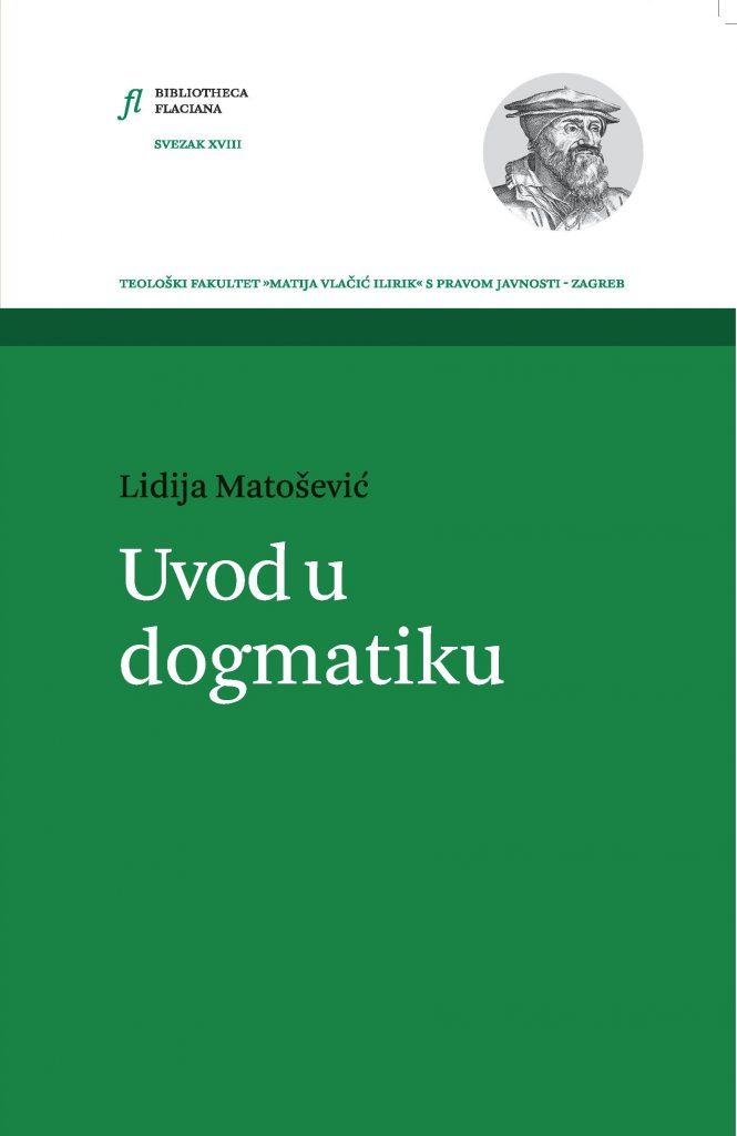 Naslovnica knjige Uvod u dogmatiku