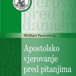 Naslovnica knjige Apostolsko vjerovanje pred pitanjima današnjice