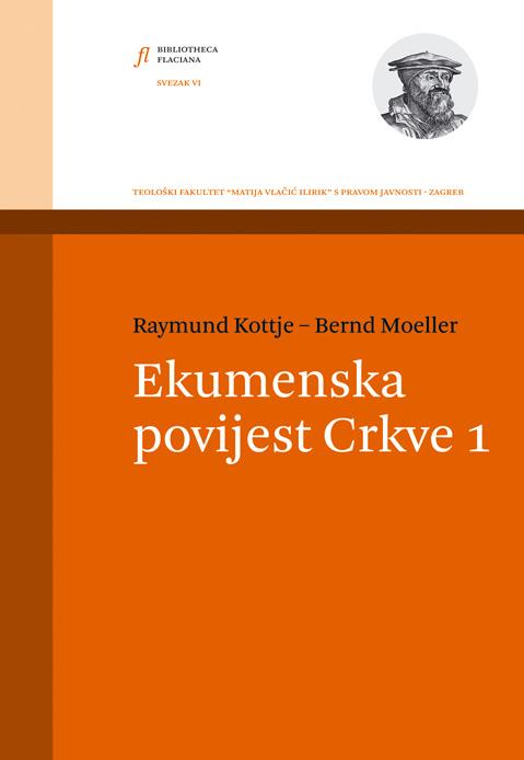Naslovnica knjige Ekumenska povijest Crkve 1