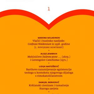 Naslovnica časopisa Loci communes
