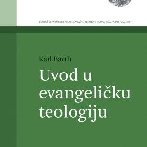 Naslovnica knjige Uvod u evangeličku teologiju