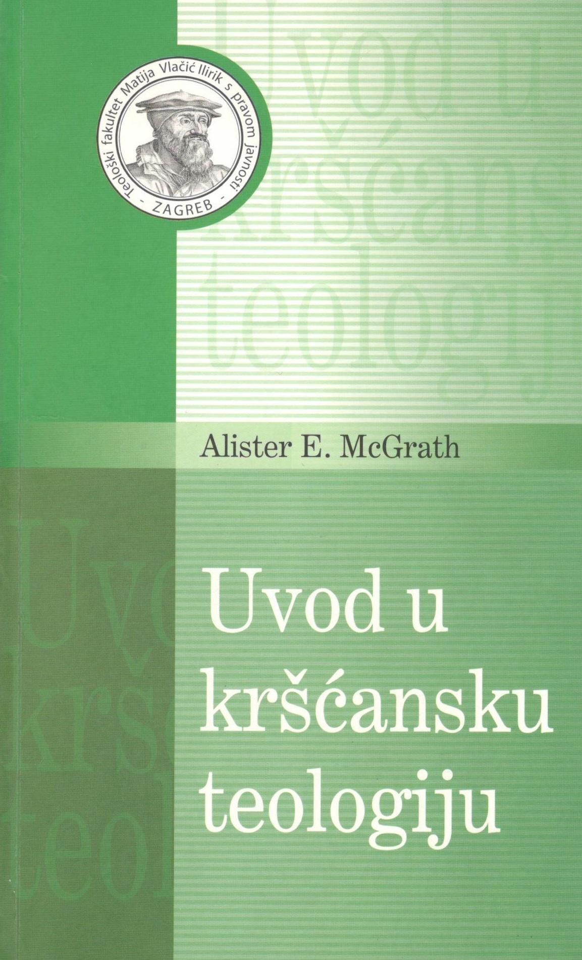 Naslovnica knjige Uvod u kršćansku teologiju