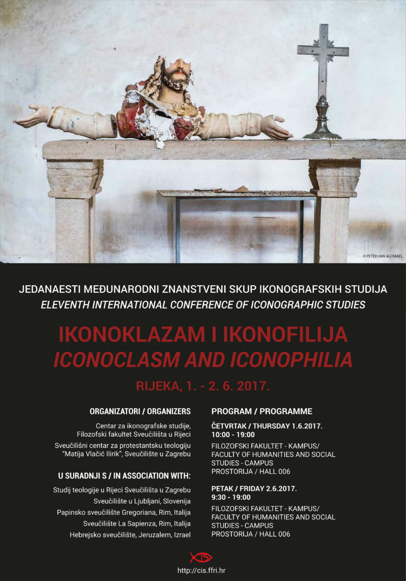 Plakat skupa Ikonoklazam i ikonofilija