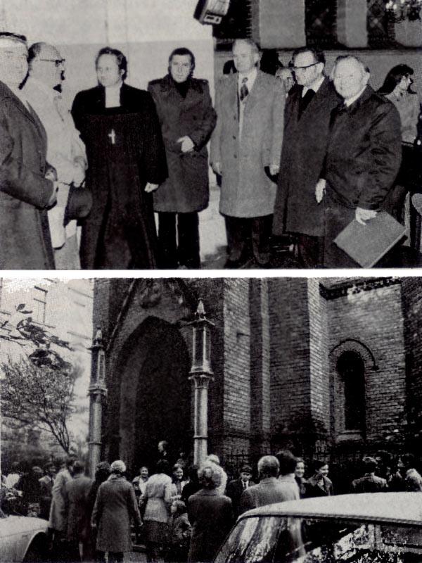 Detalji sa svečanog otvorenja Teološkog Fakulteta Matija Vlačić Ilirik.