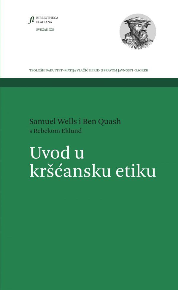 Naslovnica knjige Uvod u kršćansku etiku