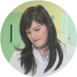 Katja Brkič, clinical psychologist and priestess of the Evangelical Church in Novo Mesto, Slovenia
