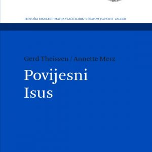 Naslovnica knjige Povijesni Isus